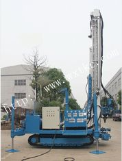 Full Hydaulic Water Well Drilling Rig with 14000Nm Torque