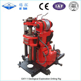 Spindle Type Core Drilling Rig with Stroke 500mm GXY - 1