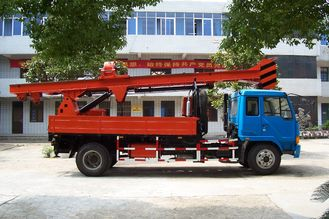 G-3 Powerful Truck Mounted Drilling Rig Mechanical Driven For Bridge , Dam