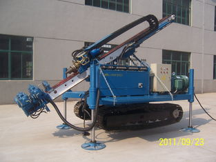 MDL-135D Hydraulic Clamp Wrench Device Anchor Drilling Rig  Crawler Drilling Rig Drilling machine