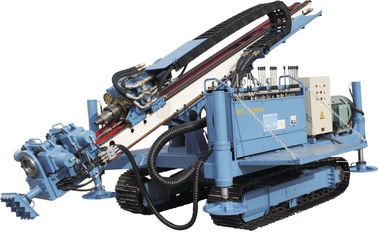 MDL-150D Crawler Mounted Anchor Drilling Rig / Ground Engineering Drilling Machine
