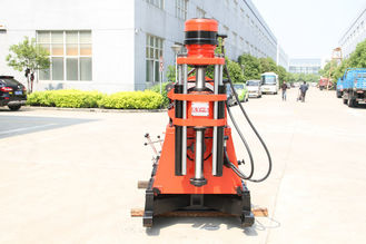 XY-4T Core Sample Drilling Tower Lifting Drilling Rods , Pyramid Drilling